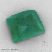 Green Aventurine Baguette Shape Calibrated Cabochons