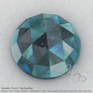 Labradorite Round Shape Calibrated Cabochons