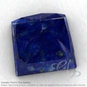 Lapis Lazuli Square Shape Calibrated Cabochons