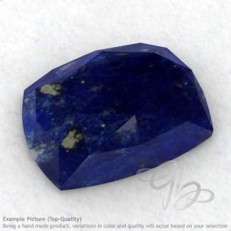 Lapis Lazuli Cushion Shape Calibrated Cabochons