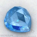 Swiss Blue Topaz Heart Shape Calibrated Cabochons