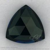 London Blue Topaz Trillion Shape Calibrated Cabochons