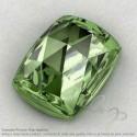 Green Amethyst Cushion Shape Calibrated Cabochons