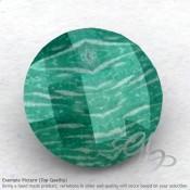 Amazonite Round Shape Calibrated Briolettes