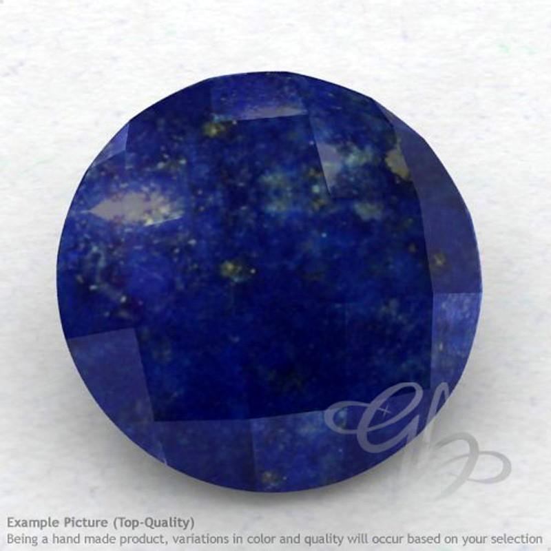 Lapis Lazuli Round Shape Calibrated Briolettes