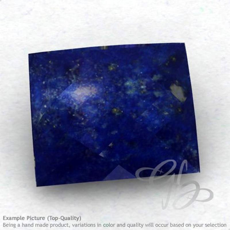 Lapis Lazuli Baguette Shape Calibrated Briolettes