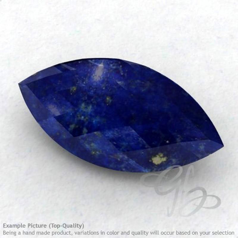 Lapis Lazuli Marquise Shape Calibrated Briolettes
