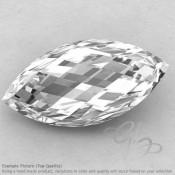 Crystal Quartz Marquise Shape Calibrated Briolettes
