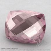 Rose Quartz Cushion Shape Calibrated Briolettes