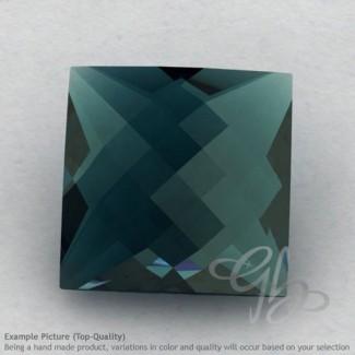 London Blue Topaz Square Shape Calibrated Briolettes