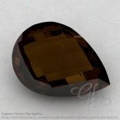 Whisky Quartz Pear Shape Calibrated Briolettes