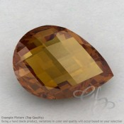 Honey Quartz Pear Shape Calibrated Briolettes