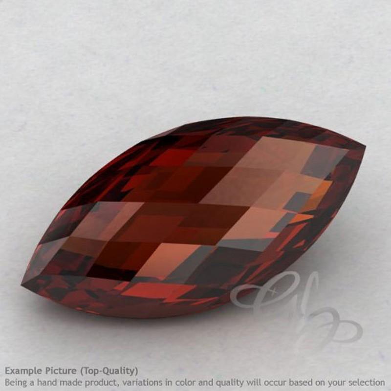 Garnet Marquise Shape Calibrated Briolettes