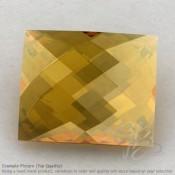 Citrine Baguette Shape Calibrated Briolettes