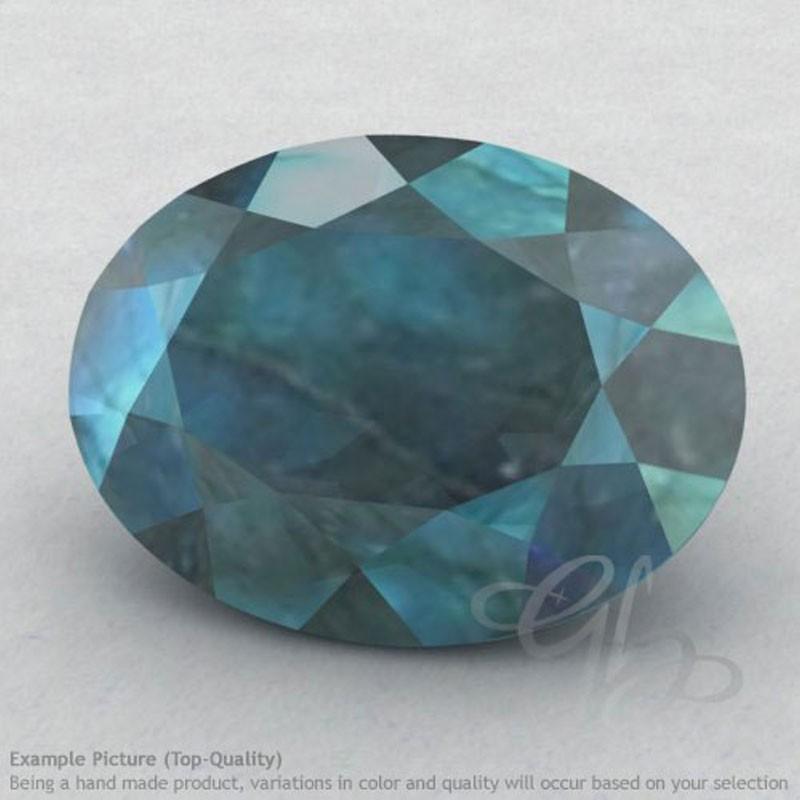 Labradorite Oval Shape Calibrated Gemstones