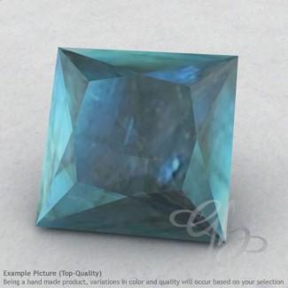 Labradorite Square Shape Calibrated Gemstones