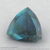 Labradorite Trillion Shape Calibrated Gemstones