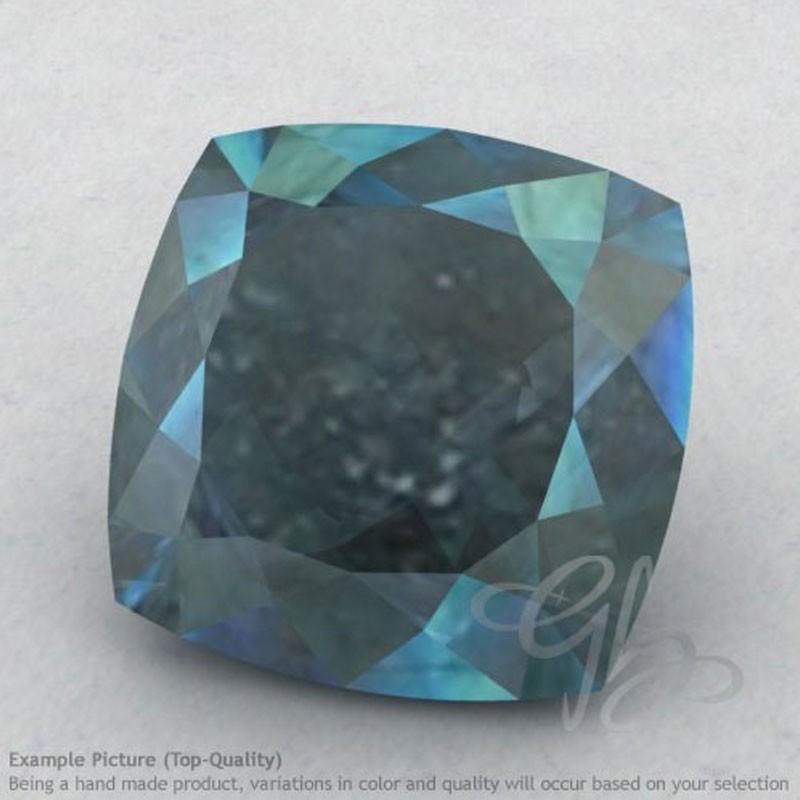 Labradorite Square Cushion Shape Calibrated Gemstones