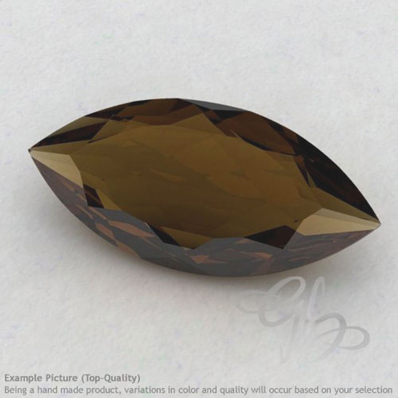 Whisky Quartz Marquise Shape Calibrated Gemstones