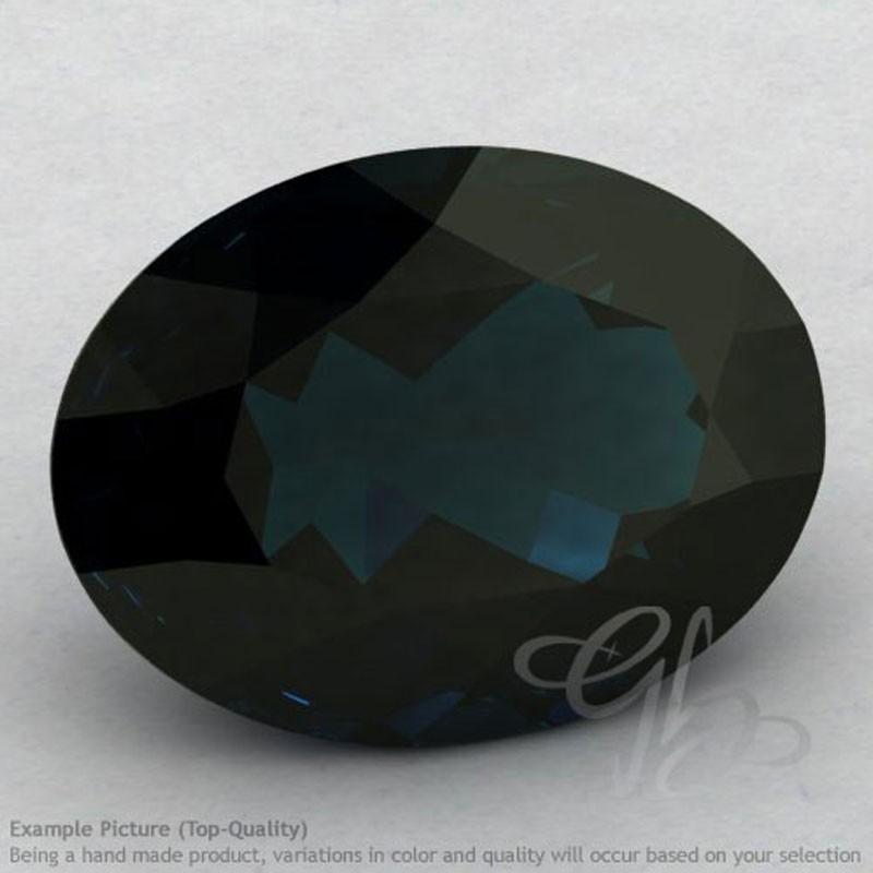 London Blue Topaz Oval Shape Calibrated Gemstones