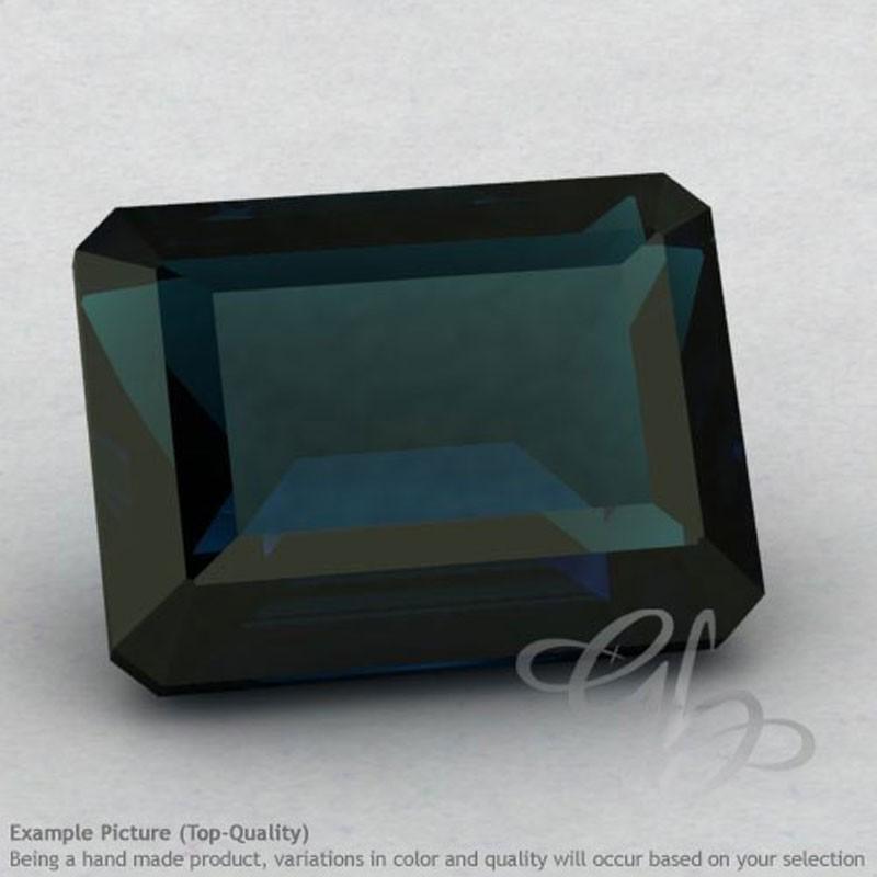 London Blue Topaz Octagon Shape Calibrated Gemstones