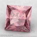 Rose Quartz Square Shape Calibrated Gemstones