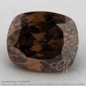 Smoky Quartz Cushion Shape Calibrated Gemstones