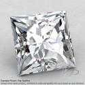 White Topaz Square Shape Calibrated Gemstones