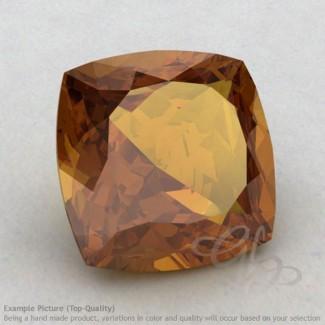 Honey Quartz Square Cushion Shape Calibrated Gemstones