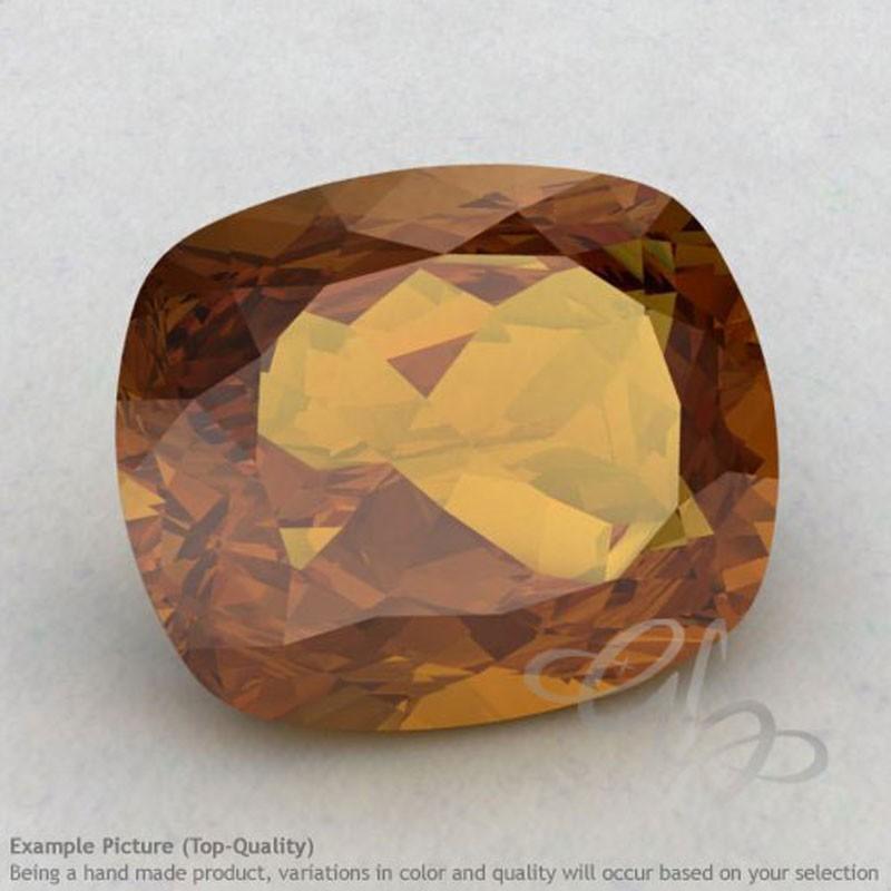 Honey Quartz Cushion Shape Calibrated Gemstones