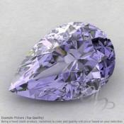 Iolite Pear Shape Calibrated Gemstones