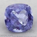 Iolite Square Cushion Shape Calibrated Gemstones