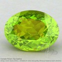 Peridot Oval Shape Calibrated Gemstones