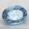 Aquamarine Oval Shape Calibrated Gemstones