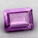 Brazilian Amethyst Octagon Shape Calibrated Gemstones