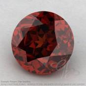 Garnet Round Shape Calibrated Gemstones