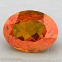 Citrine Oval Shape Calibrated Gemstones