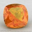 Citrine Square Cushion Shape Calibrated Gemstones