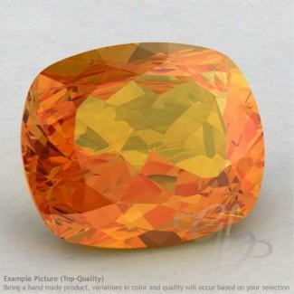 Citrine Cushion Shape Calibrated Gemstones