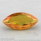 Citrine Marquise Shape Calibrated Gemstones