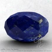 Lapis Lazuli Rondelle Shape Calibrated Beads