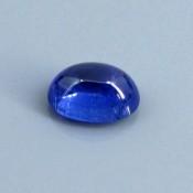 4.29 Cts. Tanzanite 11x8mm Oval Shape Single Cab Piece