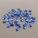 60.65 Cts. Blue Kyanite 7x5mm Regular Cut Oval Shape Loose Gemstone (Total 59 Pcs.)