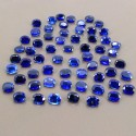 62.05 Cts. Blue Kyanite 7x4mm Regular Cut Oval Shape Loose Gemstone (Total 61 Pcs.)