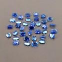 55.70 Cts. Blue Kyanite 8x6mm Regular Cut Oval Shape Loose Gemstone (Total 36 Pcs.)