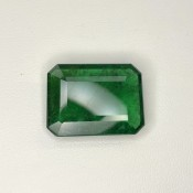 19.50 Cts. Emerald 22.02x16.52mm Step Cut Octagon Shape Loose Gemstone - SKU:157631