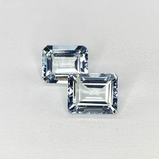 2 mm Natural Blue Sapphire Square Cut Lot 25 Pcs 1.99 Cts Calibrated Loose Gemstones