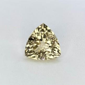 7.40 Cts. Morganite 14x14mm Regular Cut Trillion Shape Loose Gemstone - SKU:157695
