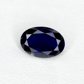 3.20 Cts. Iolite 13x9mm Regular Cut Oval Shape Loose Gemstone - SKU:158397