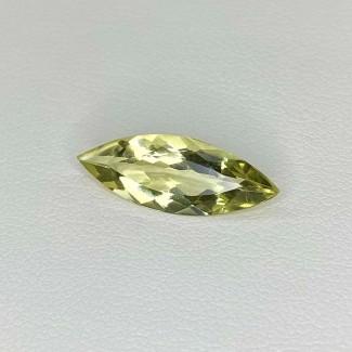 2.70 Cts. Green Beryl 18.5x7mm Regular Cut Marquise Shape Loose Gemstone - SKU:158288